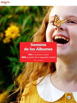 Ofertas de Fotoprix  en el folleto de Barcelona