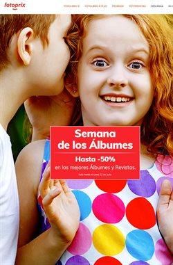 Ofertas de Fotoprix  en el folleto de Madrid