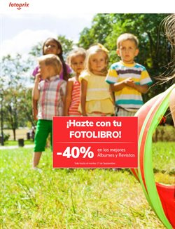Ofertas de Fotoprix  en el folleto de Rubí