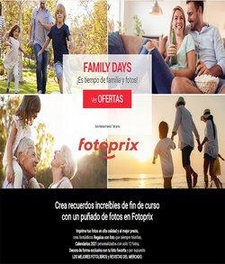 Ofertas de Fotoprix en el catálogo de Fotoprix ( Caduca hoy)
