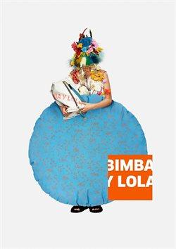Ofertas de Primeras marcas  en el folleto de Bimba & Lola en San Sebastián de los Reyes