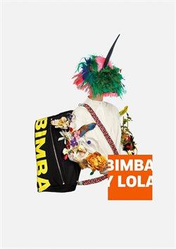 Ofertas de Camisa mujer  en el folleto de Bimba & Lola en Fuenlabrada