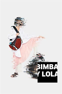 Ofertas de Primeras marcas  en el folleto de Bimba & Lola en Sant Boi