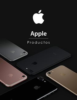 Ofertas de Apple  en el folleto de Madrid