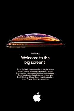 Ofertas de Apple  en el folleto de Mataró
