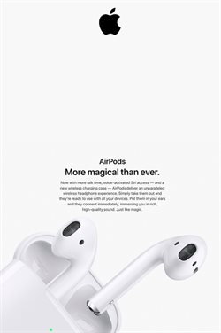 Ofertas de Apple  en el folleto de Sabadell