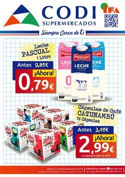 Ofertas de Supermercados Codi  en el folleto de Dos Hermanas