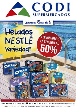 Ofertas de Supermercados Codi  en el folleto de Alcalá de Guadaira