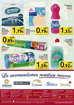 Ofertas de Limpiacristales en Supermercados Codi