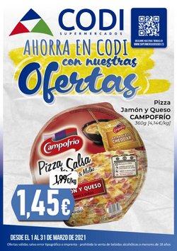 Catálogo Supermercados Codi ( Caducado)