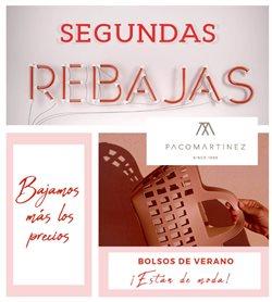 Ofertas de Paco Martinez  en el folleto de Sabadell