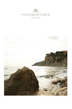 Catálogo Paco Martinez en Granollers ( 23 días más )