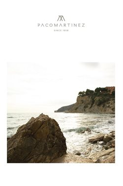 Catálogo Paco Martinez en Aldaia ( 26 días más )