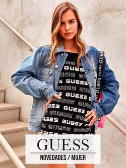 Catálogo Guess en Getafe ( Más de un mes )