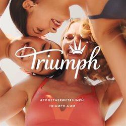 Ofertas de Triumph  en el folleto de Madrid