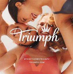 Ofertas de Triumph  en el folleto de Valladolid
