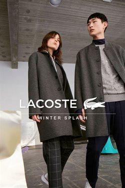 Ofertas de Primeras marcas  en el folleto de Lacoste en Ávila