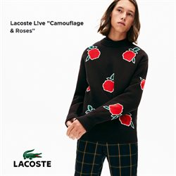Ofertas de Primeras marcas  en el folleto de Lacoste en Sagunt-Sagunto