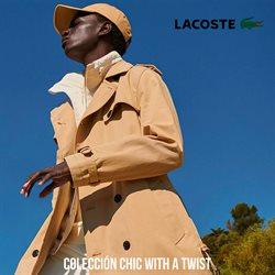 Ofertas de Primeras marcas en el catálogo de Lacoste en Son Servera ( Más de un mes )