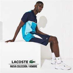 Catálogo Lacoste ( 28 días más )