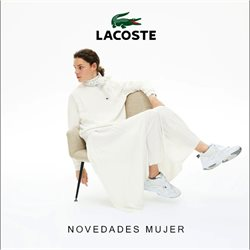 Catálogo Lacoste en Zamora ( Más de un mes )