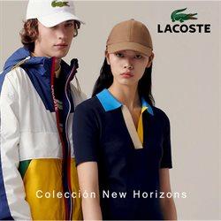 Catálogo Lacoste en Oviedo ( 8 días más )