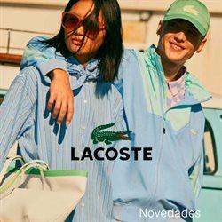 Catálogo Lacoste ( Caduca mañana)