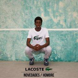 Catálogo Lacoste ( 16 días más)