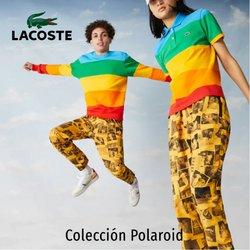 Catálogo Lacoste ( 15 días más)