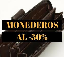 Ofertas de Monedero  en el folleto de Misako en Madrid