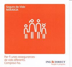 Ofertas de ING Direct  en el folleto de Fuenlabrada