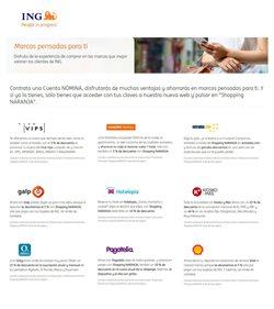 Ofertas de ING Direct  en el folleto de Leganés
