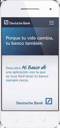 Ofertas de Deutsche Bank  en el folleto de Madrid