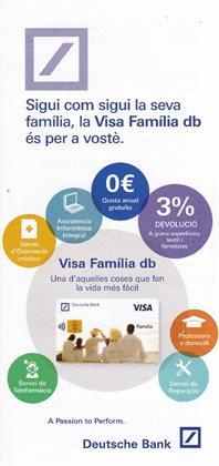 Ofertas de Deutsche Bank  en el folleto de Barcelona