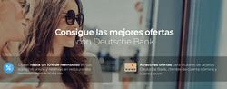 Ofertas de Deutsche Bank  en el folleto de San Sebastián de los Reyes