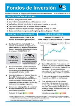 Ofertas de Bancos y seguros  en el folleto de Banco Sabadell en Ourense