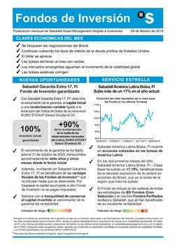 Ofertas de Bancos y seguros  en el folleto de Banco Sabadell en Cartagena
