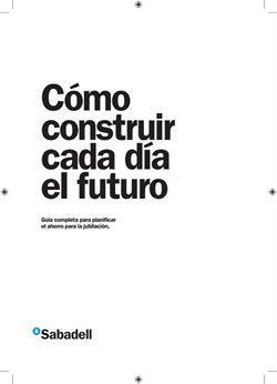 Ofertas de Banco Sabadell  en el folleto de Alcobendas
