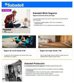 Catálogo Banco Sabadell ( Caducado)