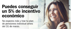 Cupón Banco Sabadell en Cornellà ( 3 días más )