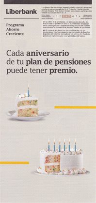 Ofertas de Liberbank  en el folleto de Jerte