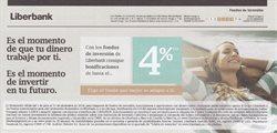 Ofertas de Liberbank  en el folleto de Barcelona