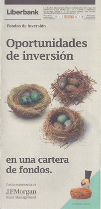 Ofertas de Bancos y seguros  en el folleto de Liberbank en Burgos