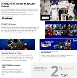 Ofertas de Liberbank en el catálogo de Liberbank ( Caducado)