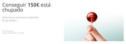 Cupón Liberbank ( 23 días más )