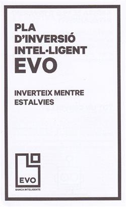 Ofertas de EVO  en el folleto de Barcelona