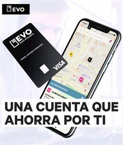 Catálogo EVO en Barcelona ( Más de un mes )