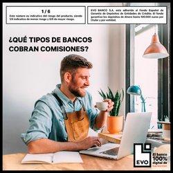 Ofertas de Bancos y Seguros en el catálogo de EVO ( 7 días más)