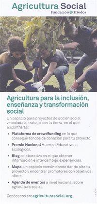 Ofertas de Triodos Bank  en el folleto de Sevilla