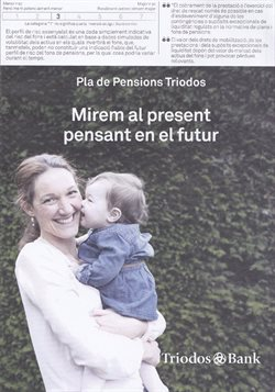 Ofertas de Triodos Bank  en el folleto de Barcelona
